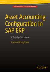 Asset Accounting Configuration in SAP ERP - A S...