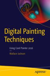 Digital Painting Techniques - Using Corel Paint...