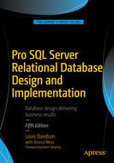 Pro SQL Server Relational Database Design and I...