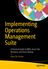 Implementing Operations Management Suite - A Pr...