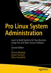 Pro Linux System Administration - Learn to Buil...