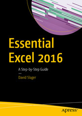 Essential Excel 2016 - A Step-by-Step Guide