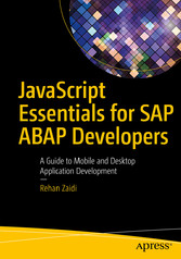 JavaScript Essentials for SAP ABAP Developers -...