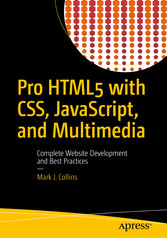 Pro HTML5 with CSS, JavaScript, and Multimedia ...