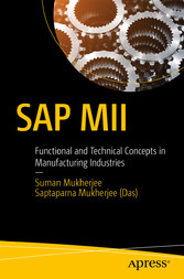 SAP MII - Functional and Technical Concepts in ...