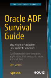Oracle ADF Survival Guide - Mastering the Appli...