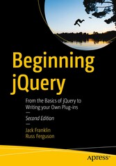 Beginning jQuery - From the Basics of jQuery to...