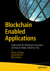 Blockchain Enabled Applications - Understand th...