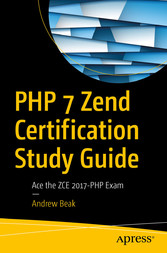 PHP 7 Zend Certification Study Guide - Ace the ...