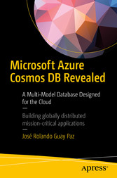 Microsoft Azure Cosmos DB Revealed - A Multi-Mo...