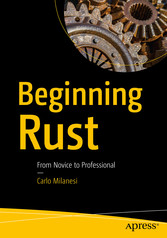 Beginning Rust - From Novice to Professional