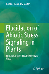 Elucidation of Abiotic Stress Signaling in Plan...