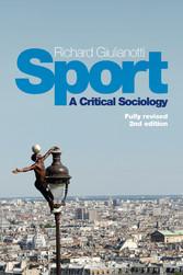 Sport - A Critical Sociology