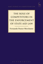 Role of Competitors in the Enforcement of State Aid Law