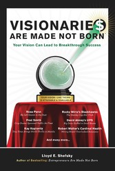 Visionarie$ Are Made Not Born - Your Vision Can...