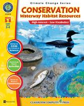Conservation: Waterway Habitats Resources