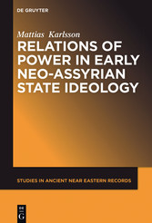 Relations of Power in Early Neo-Assyrian State ...