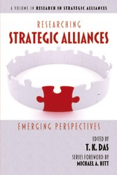 Researching Strategic Alliances - Emerging Pers...