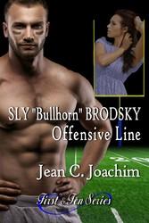 Sly Bullhorn Brodsky, Offensive Line
