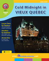 Cold Midnight In Vieux Quebec (Novel Study)