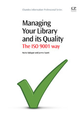 Managing Your Library and its Quality - The ISO...