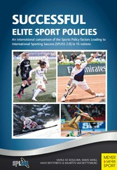 Successful Elite Sport Policies - An internatio...