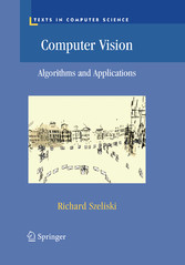 Computer Vision - Algorithms and Applications