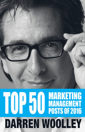 Top 50 Marketing Management Posts of 2016 - The Marketing Management Book of the Year