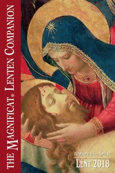 2018 The Magnificat Lenten Companion - Lent 2018