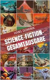 Science-Fiction-Gesamtausgabe - Sämtliche Scien...