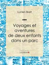 Voyages et aventures de deux enfants dans un pa...
