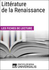 Littérature de la Renaissance - Les Fiches de l...