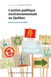 Laction publique environnementale au Québec - E...