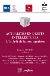 Actualités en droits intellectuels