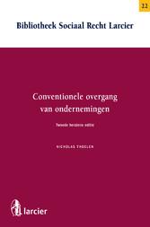 Conventionele overgang van ondernemingen - Twee...