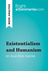 Existentialism and Humanism by Jean-Paul Sartre...