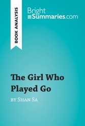 The Girl Who Played Go by Shan Sa (Book Analysi...