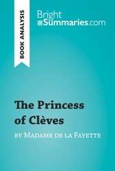 an analysis of the princess of cleves a french novel by madame de la fayette This page contains details about the fiction book the princess of cleves by madame de la fayette published in 1678 this book is the 236th greatest fiction book of all time as determined by thegreatestbooksorg.