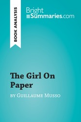 The Girl on Paper by Guillaume Musso (Book Anal...