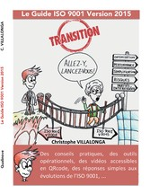 Le guide de transition ISO 9001 version 2015