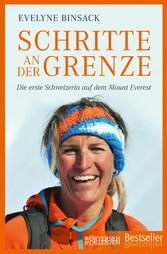 Schritte an der Grenze - Die erste Schweizerin ...