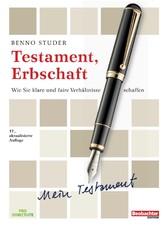 Testament, Erbschaft - Wie Sie klare und faire ...