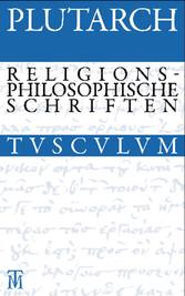 Drei religionsphilosophische Schriften - Griech...