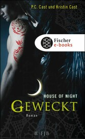Geweckt - House of Night 8