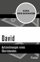 David - Aufzeichnungen eines Überlebenden