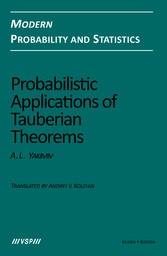 Probabilistic Applications of Tauberian Theorems