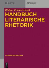 Handbuch Literarische Rhetorik