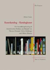 Kunstkatalog - Katalogkunst - Der Ausstellungsk...