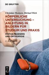 Körperliche Untersuchung - Anleitung in Bildern...