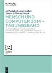 Mensch und Computer 2014 - Tagungsband - 14. Fa...